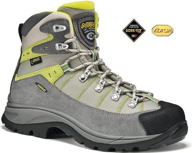 Dámská vysoká treková obuv Asolo Revert GV f5cb3f5b314