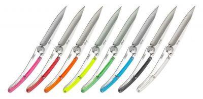 nůž DEEJO COLORS 27g
