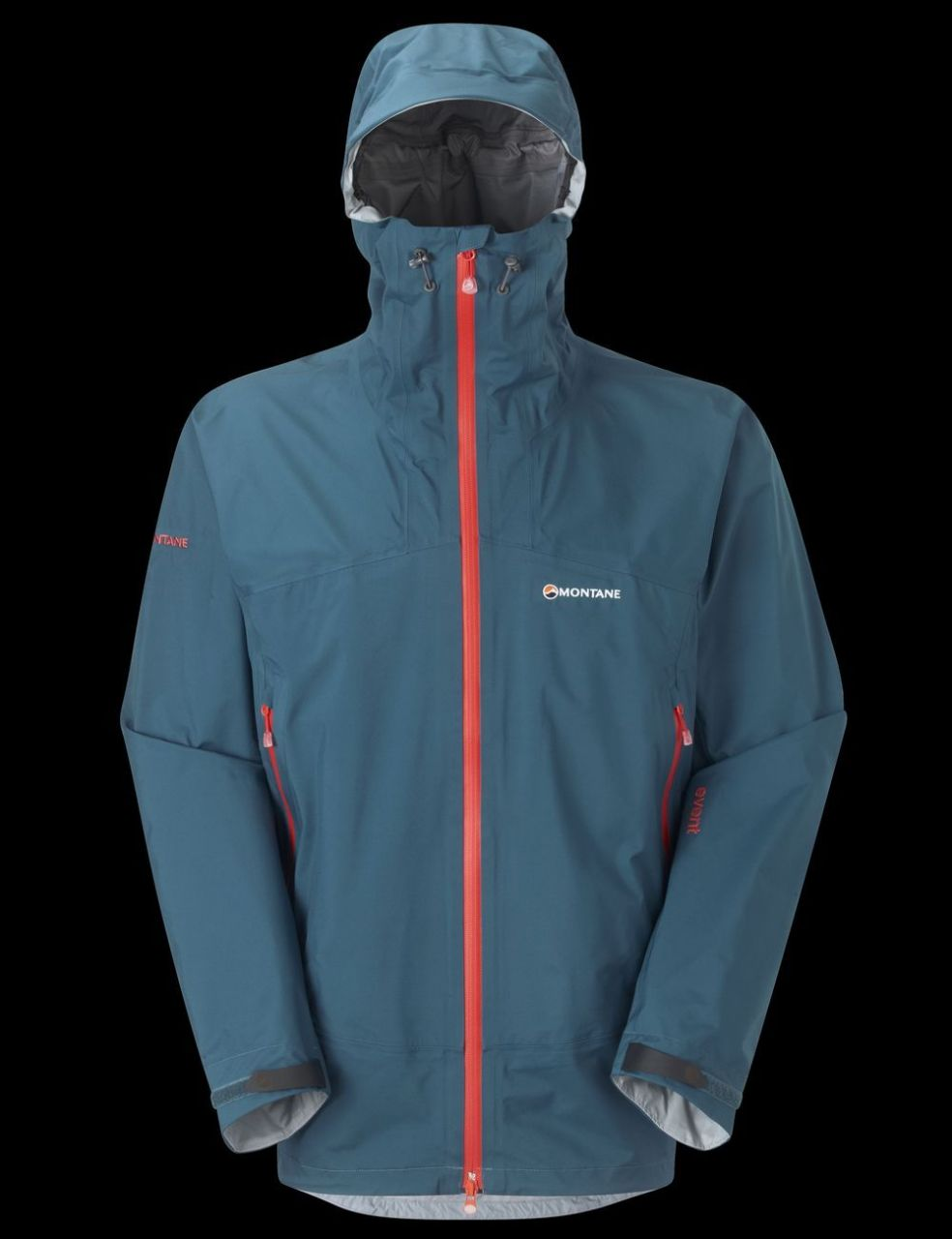 Montane Montane DIRECT ASCENT alpine red M