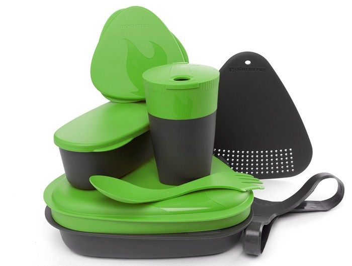 Light My Fire LMF MealKit 2.0 Green