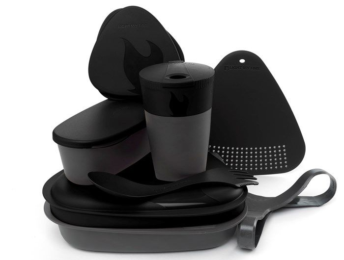 Light My Fire LMF MealKit 2.0 Black