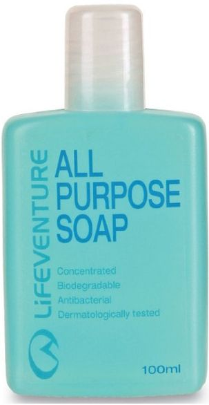 Lifesystems All purpose soap 100 ml