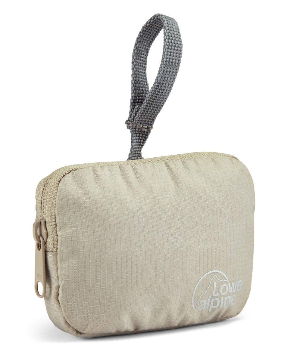 Lowe Alpine Peněženka Belt Flip Wallet beige