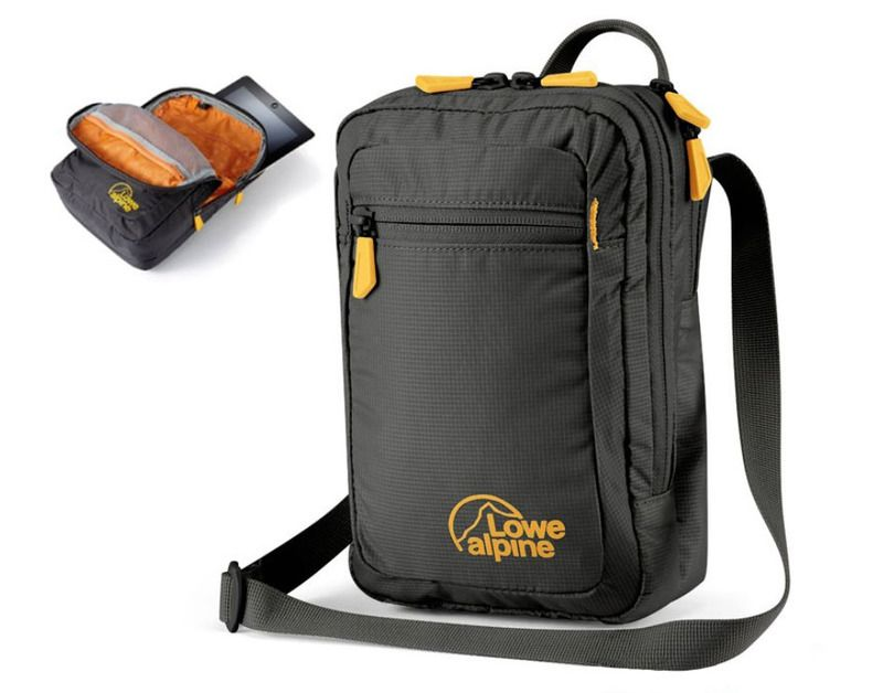 Lowe Alpine Flight Case Small anthracite