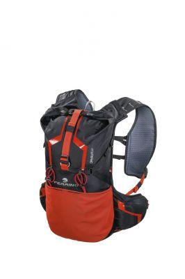 b1678e41f7 HYDRO - Cyklistický a bežecký ruksak 2l šedo   modrý