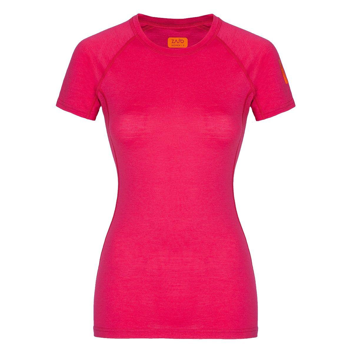 Zajo Elsa Merino W T-shirt SS gray XL