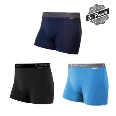 3b2a42df59d Funkční prádlo Merino Wool Active 3-Pack pánské trenky