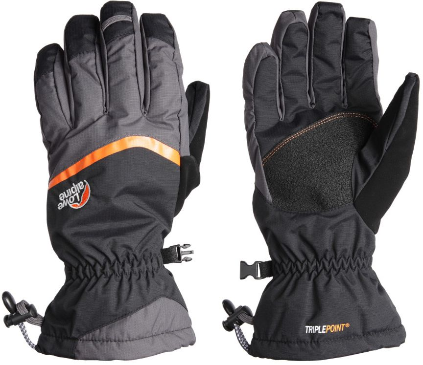 Lowe Alpine Storm Gloves black M