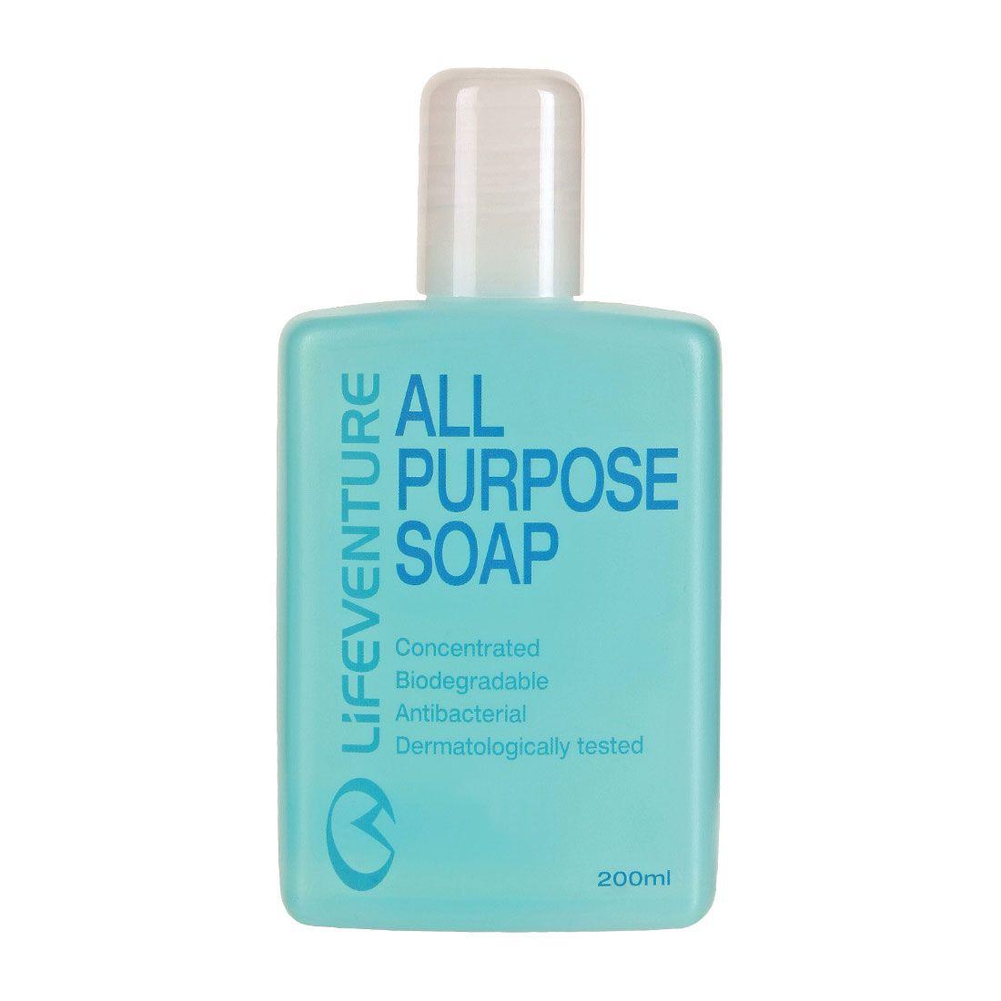 Lifesystems All purpose soap 200 ml