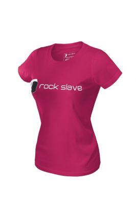Dámske tričko Rock Slave BASIC