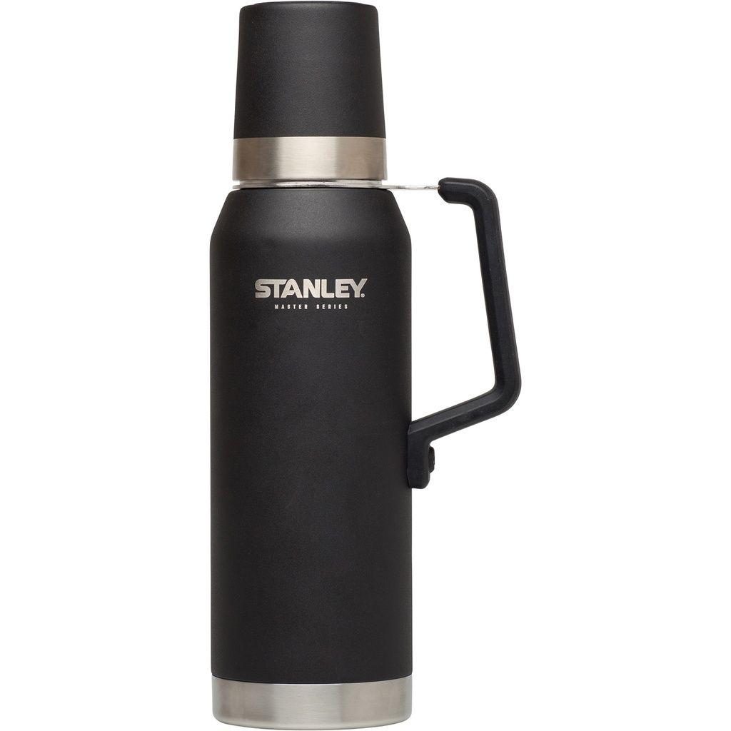 Stanley Master Series 1,3 l Foundry Black black