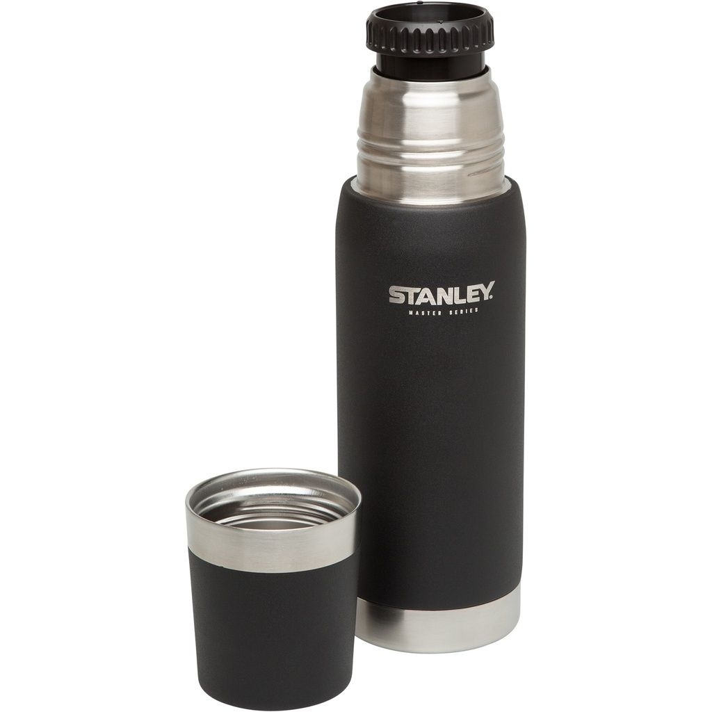 Termoska Stanley Master Series 700 ml Foundry Black 531180c2ce8