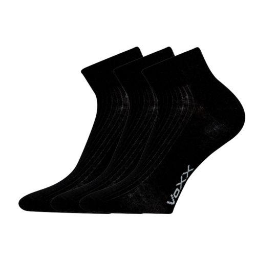 Voxx Setra 3-pack black (43-46)