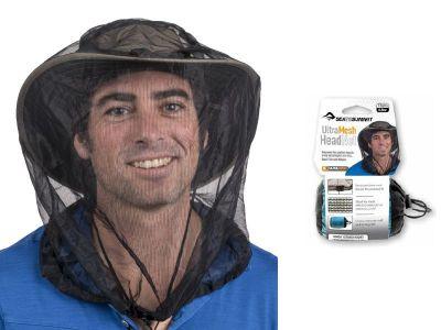 Moskytiéra Ultra-Fine Mesh Headnet