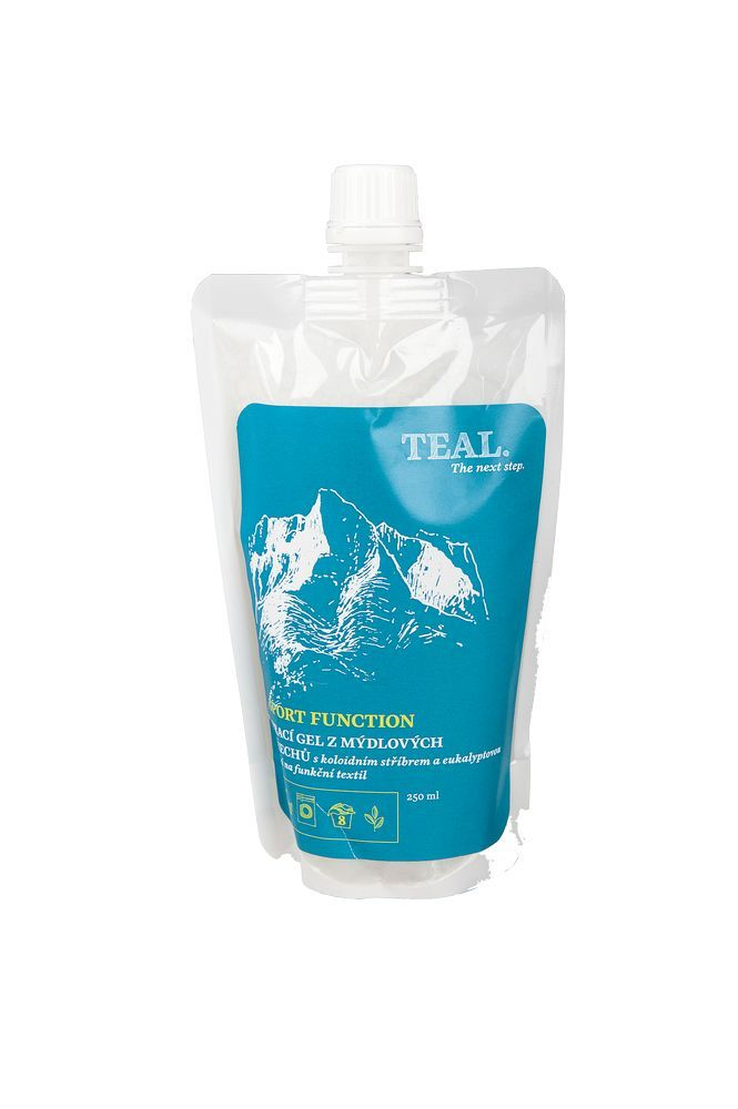 Teal Prací gel Sport Function 250 ml - sáček 250 ml