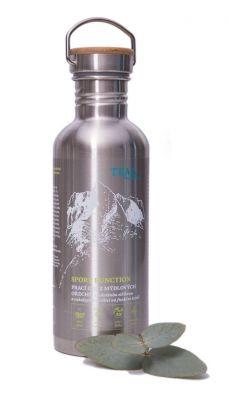 Praci prostredok Prací gel Sport Function nerezová fľaša 1l