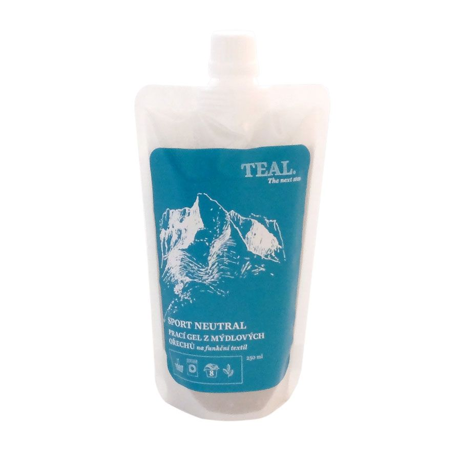 Teal Prací gel Sport Neutral 250 ml - sáček 250 ml