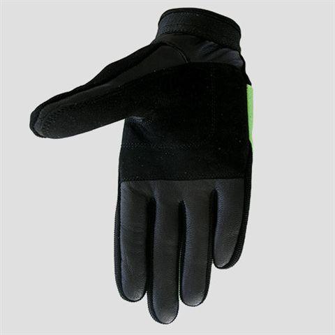 Polednik s. r. o. Ferrata rukavice Long green L