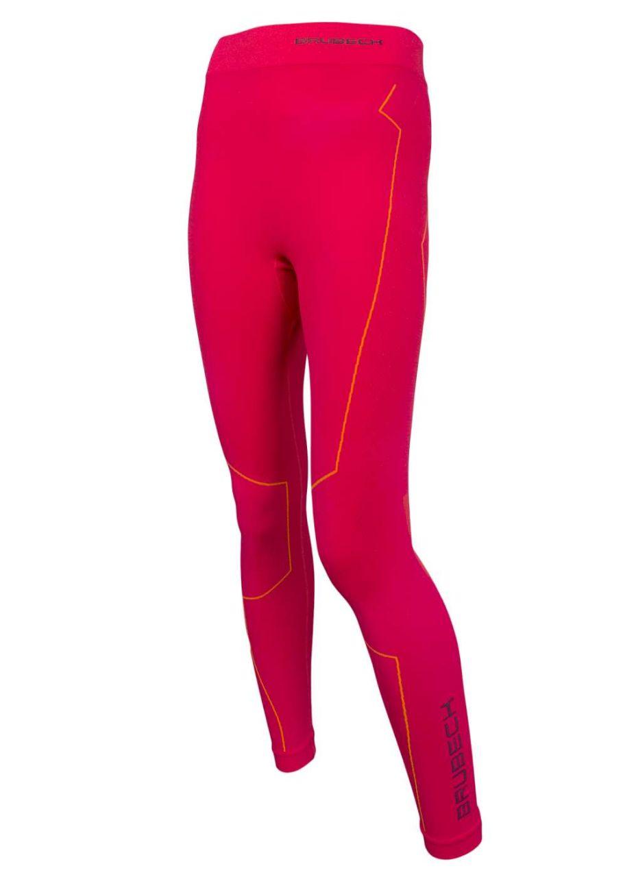 Brubeck Thermo dámské kalhoty raspberry L
