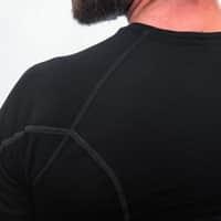 Merino Active pánske tričko krátky rukáv