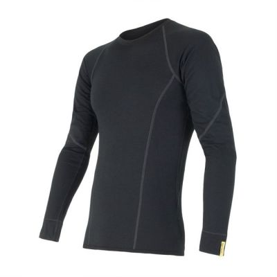 Merino Active pánske tričko dlhý rukáv