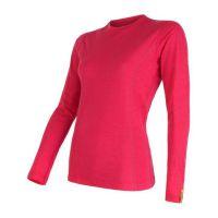 Merino Active dámske tričko dlhý rukáv
