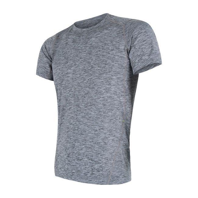 Sensor Motion Pánské triko krátký rukáv grey M