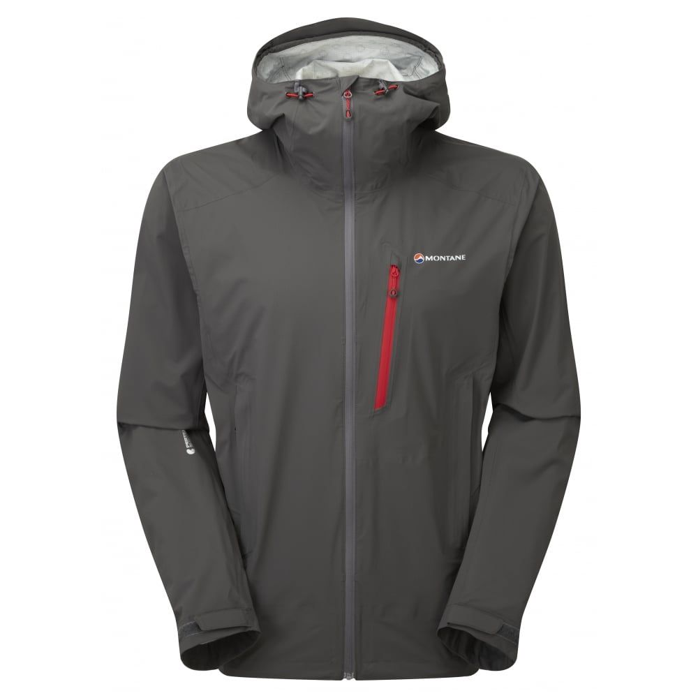 Montane Minimus Stretch Jacket kiwi L