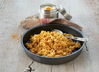 Expedičná strava Chana Masala