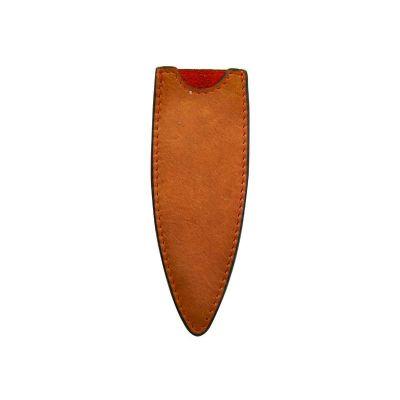 Doplňky Kožené puzdro pre nože Deejo 27g