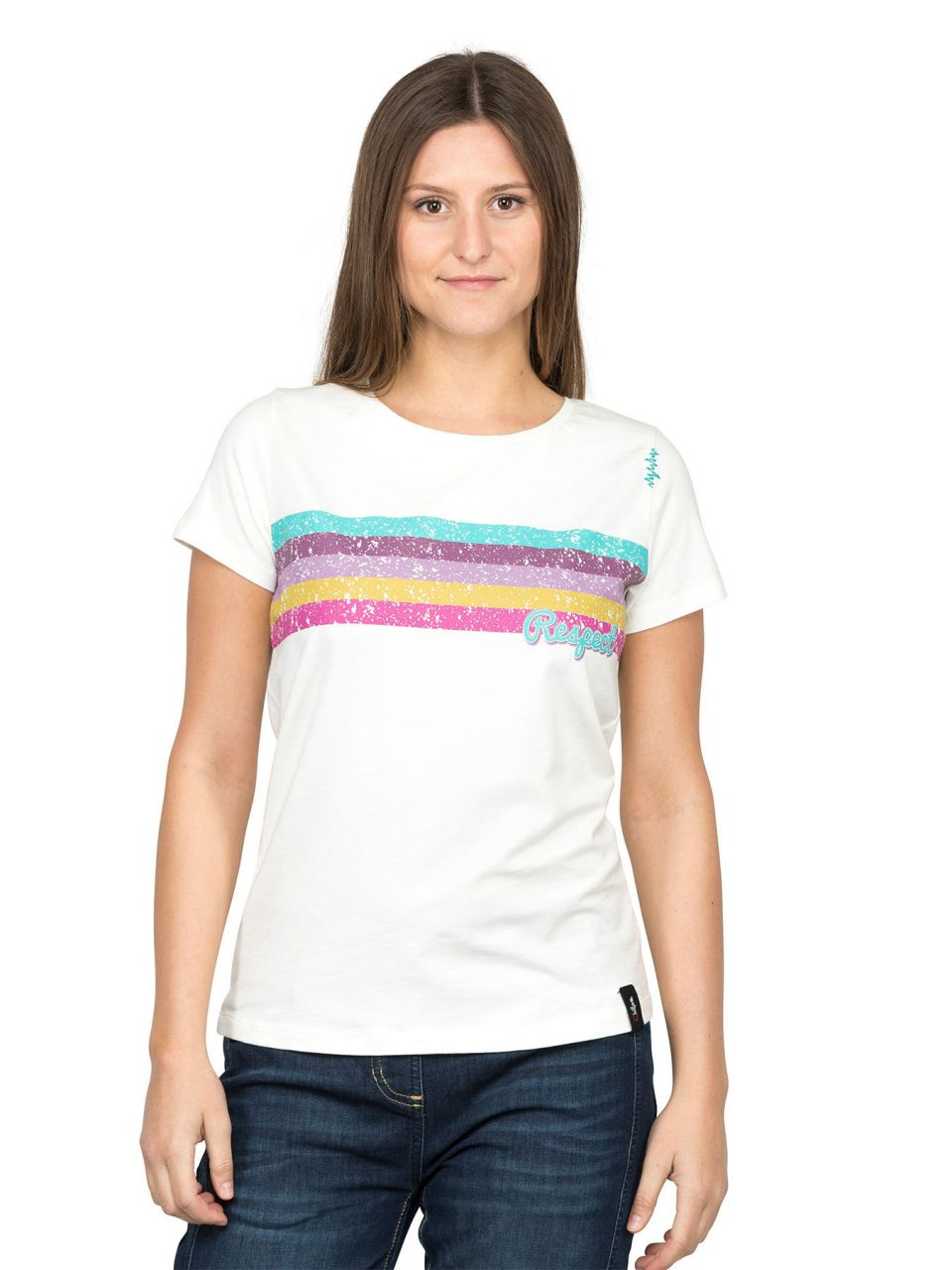 Chillaz Gandia Respect T-Shirt cream S