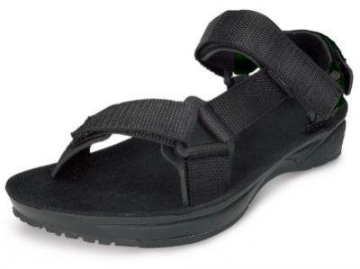Sandále Terra Black