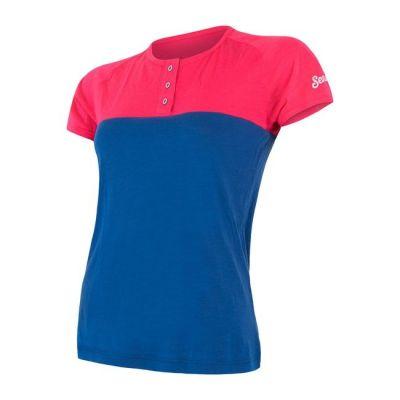 Dámske tričko Merino Air PT dámske triko s gombíkmi