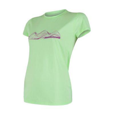 Dámske tričko Coolmax Fresh PT Mountains W
