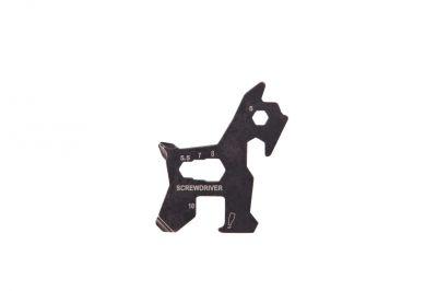 Multifunkčný kľúč - pes