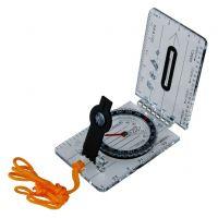 Skladací mapový kompas