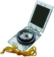 Skladací mapový kompas so zrkadielkom - malý