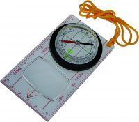 Mapový kompas - fluorescent