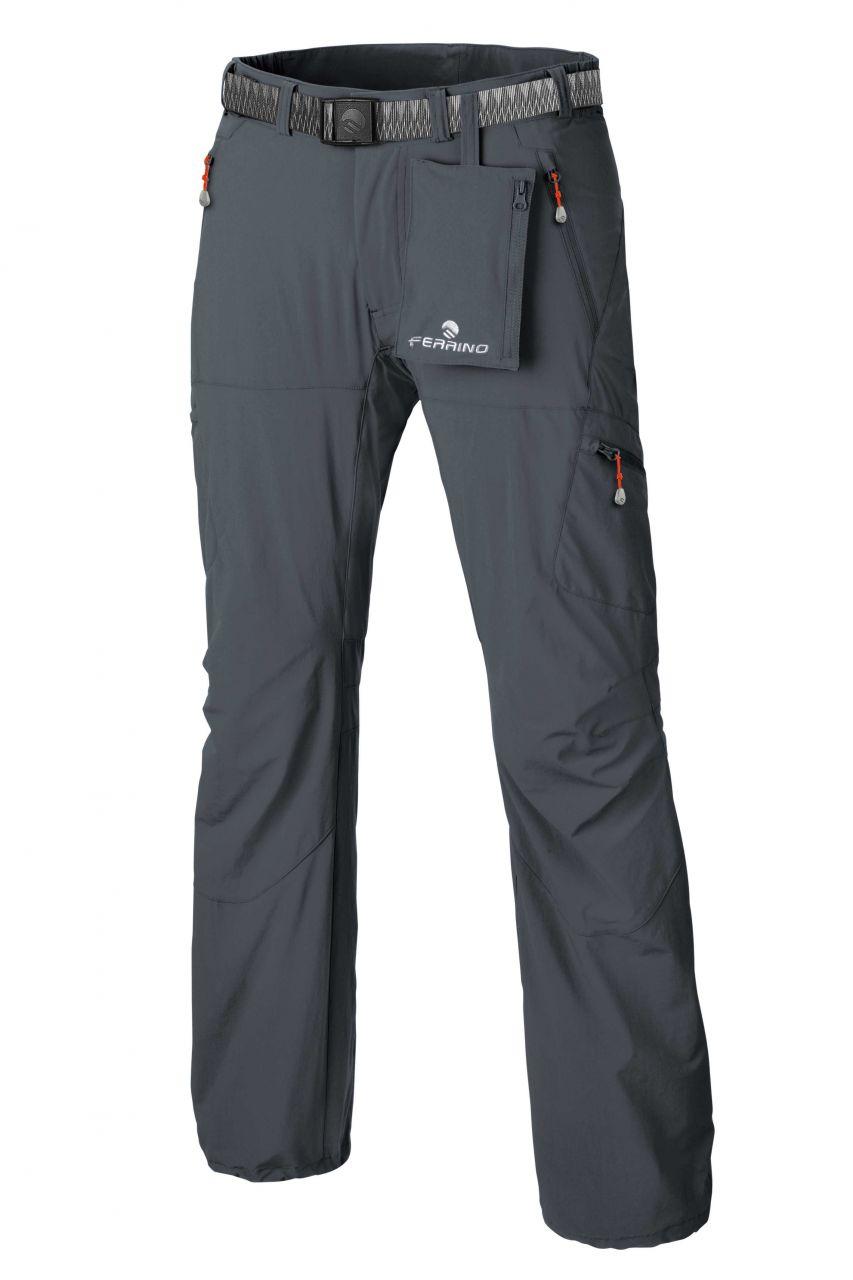 Ferrino HERVEY Pants Man antracite 48/M