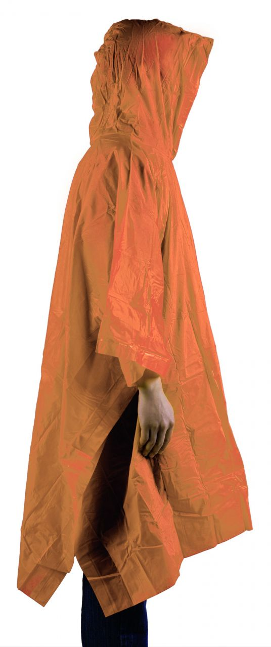 Ace Camp Pončo orange
