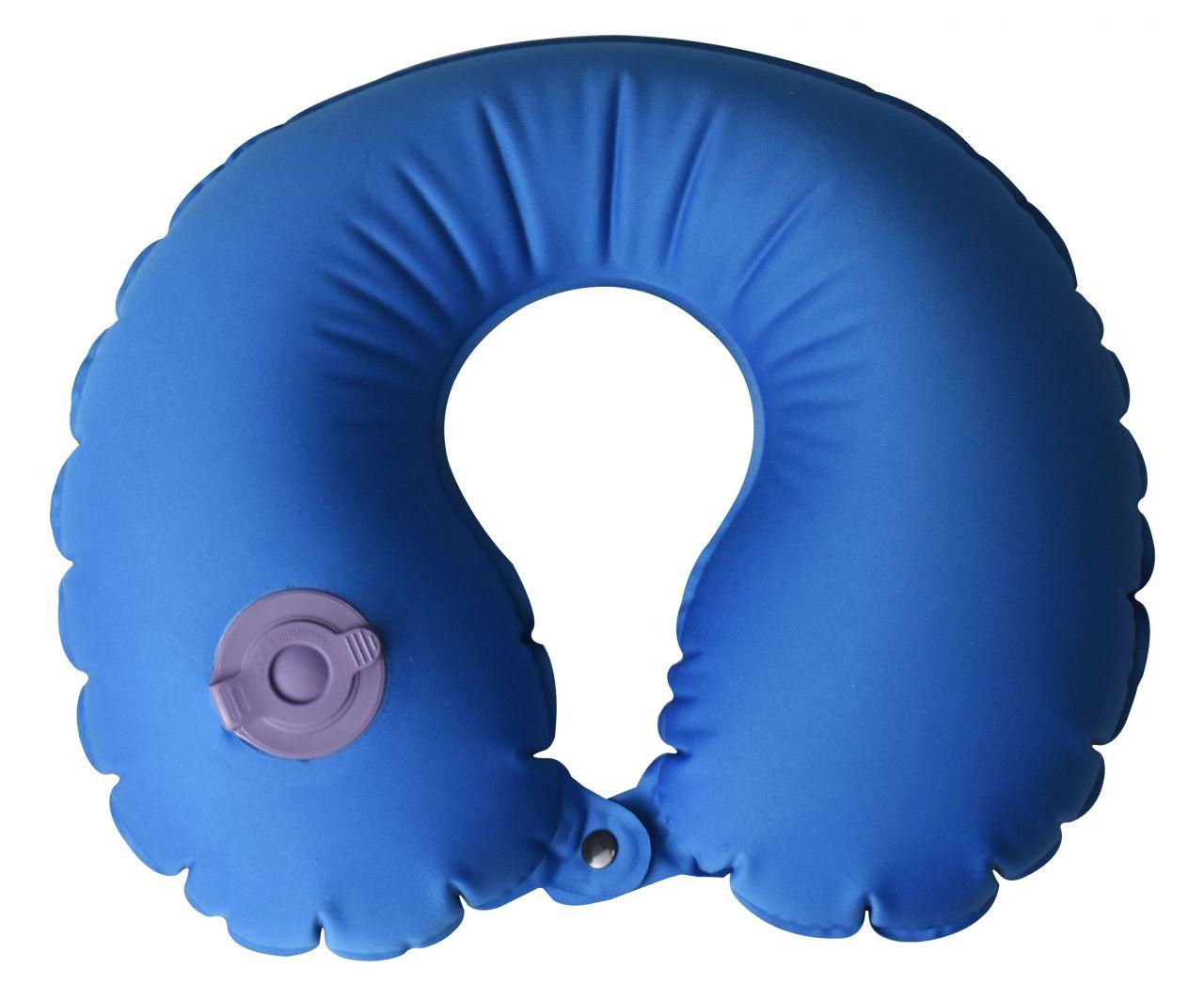 Ace Camp Nafukovací polštářek U - modrý
