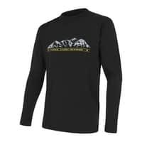 Merino Active PT Mountains Pánské triko dlouhý rukáv