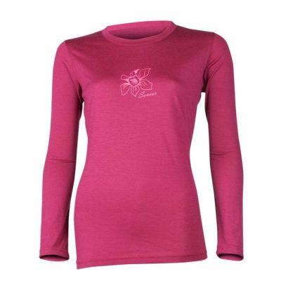 Dámske triko Merino Active PT Orchidea Dámske tričko dlhý rukáv