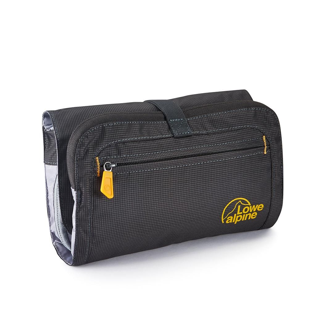 Lowe Alpine Roll Up Wash Bag anthracite