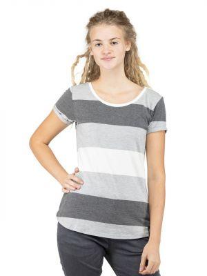 Ötztal Stripes T-Shirt Woman