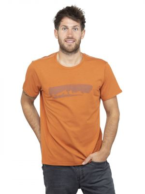 Mountain Chain Men T-Shirt