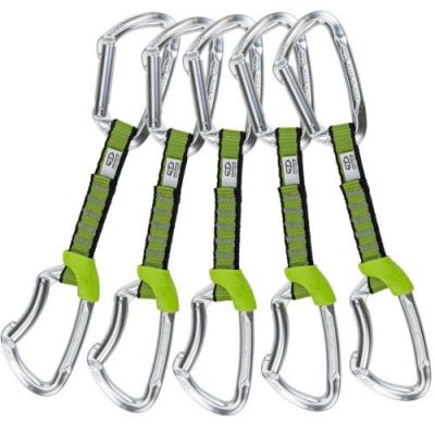 5x Lime Set NY 12 cm Silver