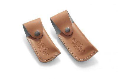 Kožené puzdro na nože s dĺžkou čepele 60 až 80 mm