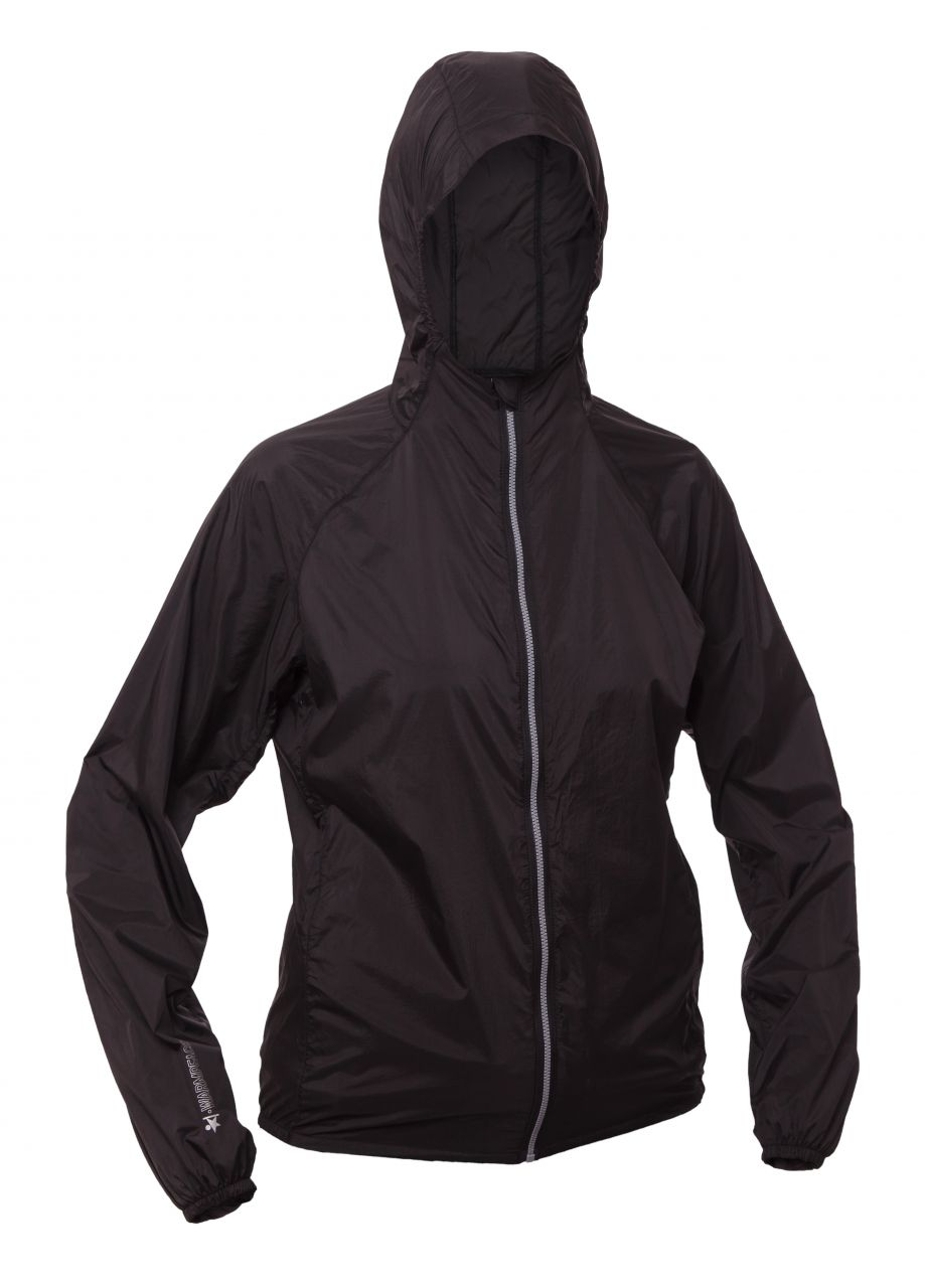 Warmpeace Forte Jacket Lady raven black XL