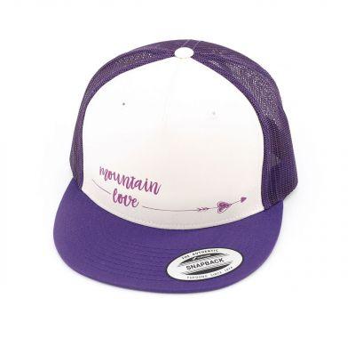 Trucker Mountain Love Cap